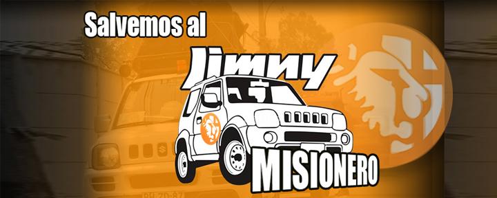 Campaña de recolección, Salvemos al Jimny Misionero